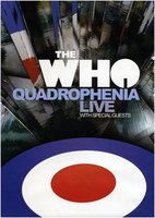DVD The Who: Quadrophenia Live. With Special Guests