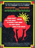 DVD + Audio CD Soul to Soul 1971 (DVD+CD)