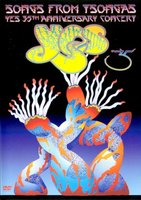 DVD Yes: 35th Anniversary Concert Songs 2004 (2 DVD)