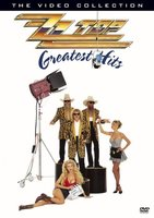 DVD ZZ Top - Greatest Hits - The Video Collection