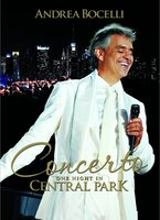 Andrea Bocelli: Live In Central Park (DVD)
