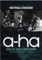 DVD A-Ha: Ending On A High Note - The Final Concert