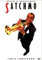 DVD Louis Armstrong - Satchmo