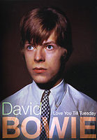 DVD David Bowie: Love You Till Tuesday