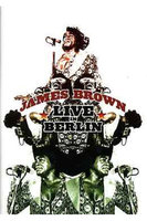 DVD James Brown: Live In Berlin