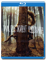 Blu-Ray Там, где живут чудовища (Blu-Ray) / Where the Wild Things Are