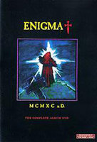 DVD Enigma: MCMXC A.D. - The Complete Album DVD