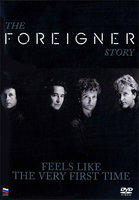 DVD Foreigner: Feels Like The Very First Time
