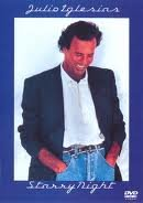 DVD Julio Iglesias: Starry Night