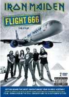 DVD Iron Maiden: Flight 666 - The Film (2 DVD)