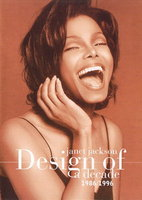 DVD Janet Jackson: Design Of A Decade 1986/1996