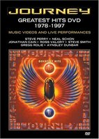 DVD Journey: Greatest Hits DVD 1978-1997 - Music Videos & Live Performances