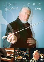 DVD Jon Lord: Beyond The Notes. Live