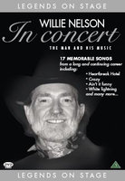 DVD Willie Nelson: The Man & His Music