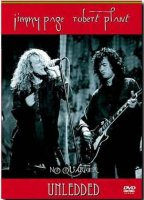 DVD Jimmy Page & Robert Plant: No Quarter - Unledded / Jimmy Page and Robert Plant