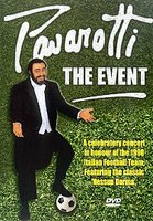 DVD Luciano Pavarotti: The Event. The World Cup Celebration Concert