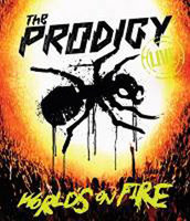 DVD + Audio CD Prodigy: World's On Fire (DVD + CD)