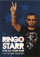 DVD Ringo Starr & His All-Starr Band: Live At The Greek Theatre 2008