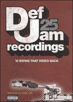 Various Artists: DEF JAM 25 - VJ Bring That Video Back (DVD)