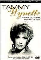 DVD Tammy Wynette: Queen Of The Country Music Hall Of Fame