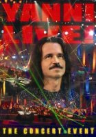 DVD Yanni: Live! The Concert Event