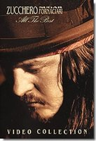 DVD Zucchero: All The Best - Video Collection
