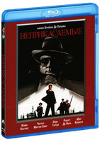 Blu-Ray Неприкасаемые (1987) (Blu-Ray) / The untouchables