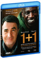 1+1 (Blu-Ray) / Intouchables