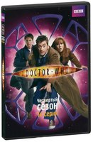 Доктор Кто: Сезон 4 (DVD) / Doctor Who