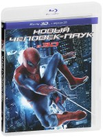 Blu-Ray Новый Человек-паук (Real 3D Blu-Ray) / The Amazing Spider-Man