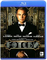 Blu-Ray Великий Гэтсби (Blu-Ray) / The Great Gatsby