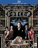 Великий Гэтсби (Real 3D Blu-Ray) / The Great Gatsby