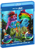 Blu-Ray Риф (Real 3D Blu-Ray) / The Reef 2: High Tide