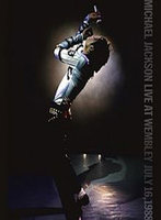 DVD Michael Jackson Live At Wembley July 16 1988