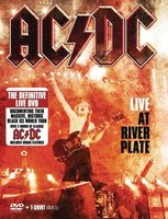 AC/DC. Live At River Plate (with Mens L T-Shirt)
