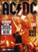 DVD AC/DC. Live At River Plate (with Mens Xl T-Shirt)