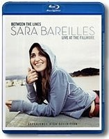 Blu-Ray + Audio CD Between The Lines: Sara Bareilles - Live At The Fillmore (Blu-Ray + CD)