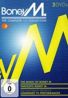 DVD Boney M. - The Complete DVD Collection (3 DVD)