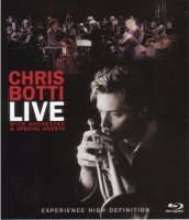 Blu-Ray Chris Botti: Live With Orchestra And Special Guests (Blu-Ray)