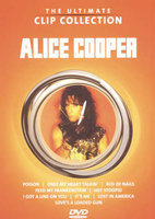 DVD Alice Cooper: The Ultimate Clip Collection