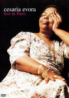 DVD Cesaria Evora. Live In Paris