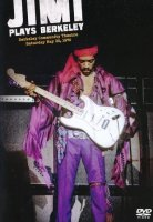 DVD Jimi Hendrix: Jimi Plays Berkeley