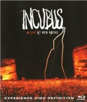 Blu-Ray + Audio CD Incubus: Alive at Red Rocks (Blu-Ray + CD)