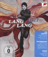 Lang Lang: Liszt My Piano Hero (Blu-Ray)