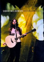 DVD + Audio CD Sarah McLachlan: Afterglow Live (DVD + CD)
