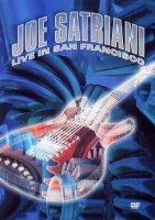 Joe Satriani: Live In San Francisco (2 DVD)