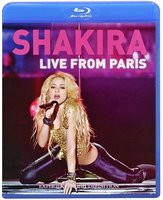 Shakira: Live From Paris (Blu-Ray)