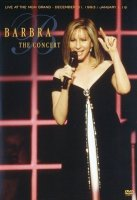 DVD Barbra Streisand. Concert: Live At The MGM