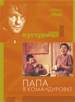 DVD Коллекция Эмира Кустурицы. Папа в командировке / Otac na sluzbenom putu / When Father Was Away on Business / Papa est en voyage d'affaires