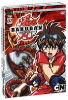 DVD Бандл Лучшие выпуски Бакуган №4 (2 DVD) / Bakugan Battle Brawlers / Bakugan Battle Brawlers